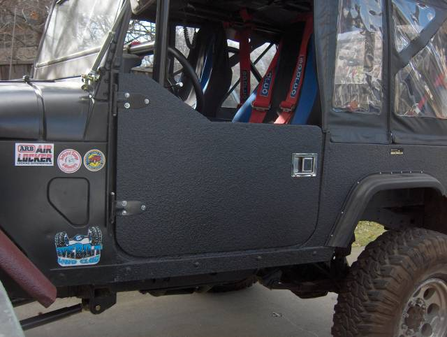 FJ40 Prototype Half Doors - Opinions Wanted - Page 2 - Pirate4x4.Com  4x4 and Off-Road Forum & FJ40 Prototype Half Doors - Opinions Wanted - Page 2 - Pirate4x4.Com ...