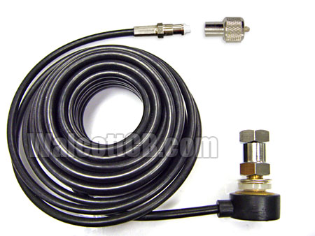 soldering cb cable ends pirate4x4 com 4x4 and off road forum rh pirate4x4 com cb radio antenna wire connectors cb radio antenna wire length