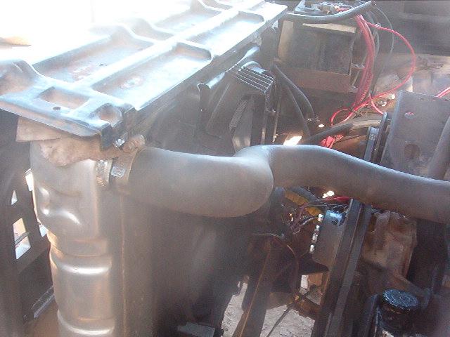 1978 chevy k20 radiator