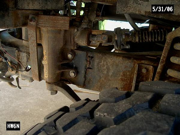 Power Steering issues: 77 high boy - Pirate4x4.Com : 4x4 ...