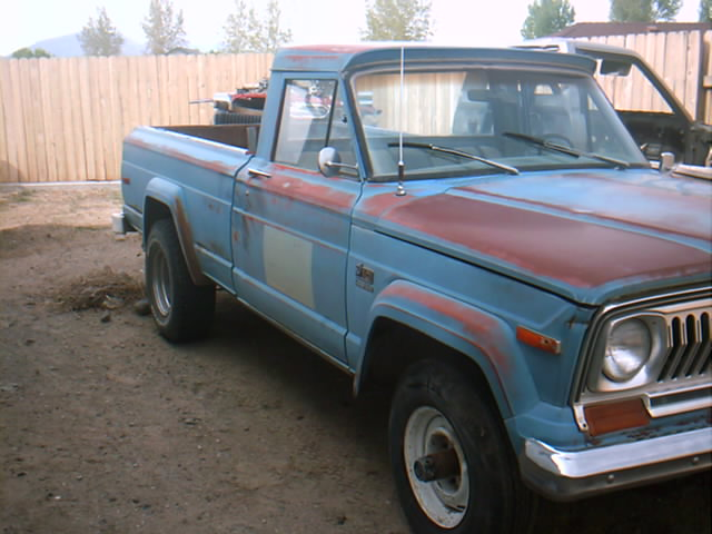77 J10 jeep truck *$550* - Pirate4x4.Com : 4x4 and Off-Road Forum