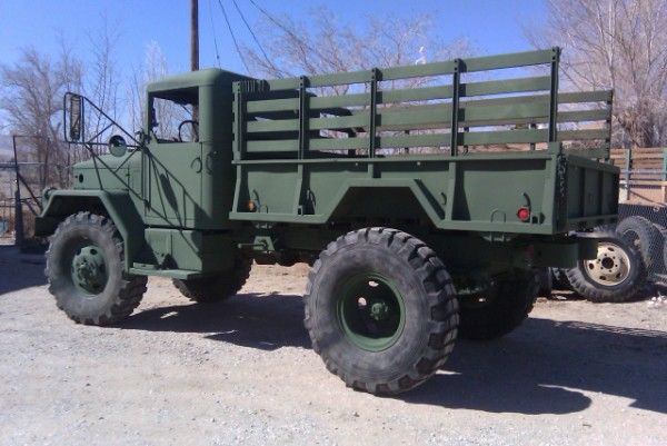Military Vehicles For Sale Canada >> Military M35a2 Deuce And A Half 3500 Page 8