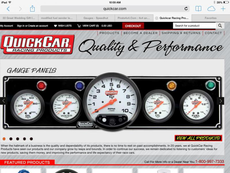 What gauges did you use and   - Pirate4x4 Com : 4x4 and Off