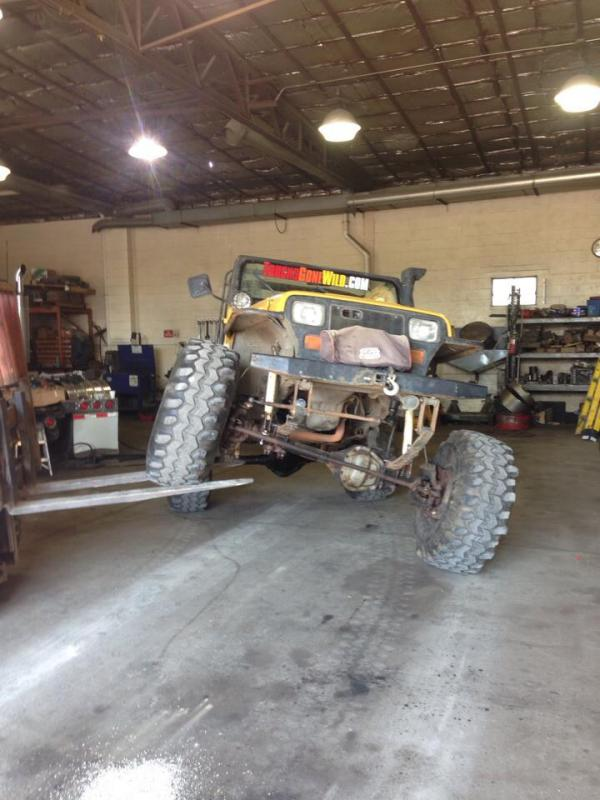 yj direct axle swap - Pirate4x4 Com : 4x4 and Off-Road Forum