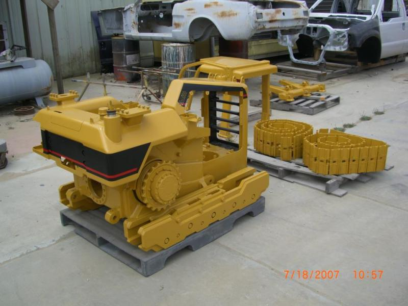 Compact Bulldozer - Pirate4x4.Com : 4x4 and Off-Road Forum