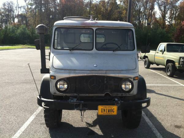 1967 Mercedes Benz Unimog 404 - Pirate4x4 Com : 4x4 and Off-Road Forum