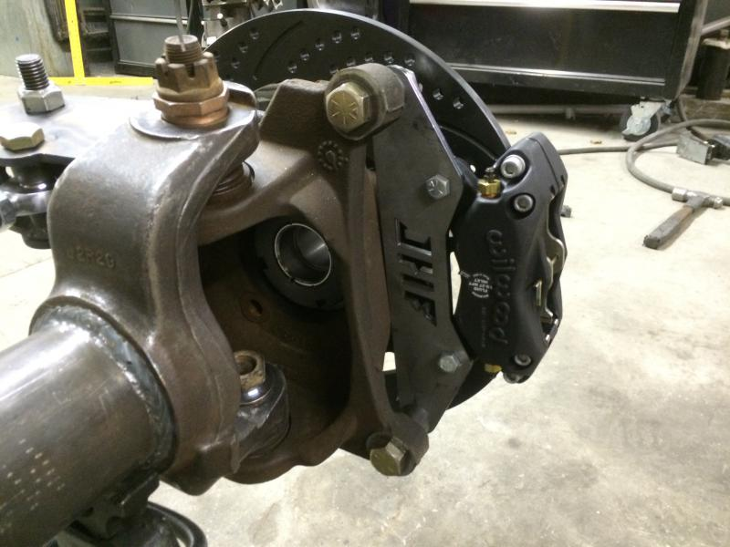 info on Ford Super Duty Dana 60 axle - Page 42 - Pirate4x4