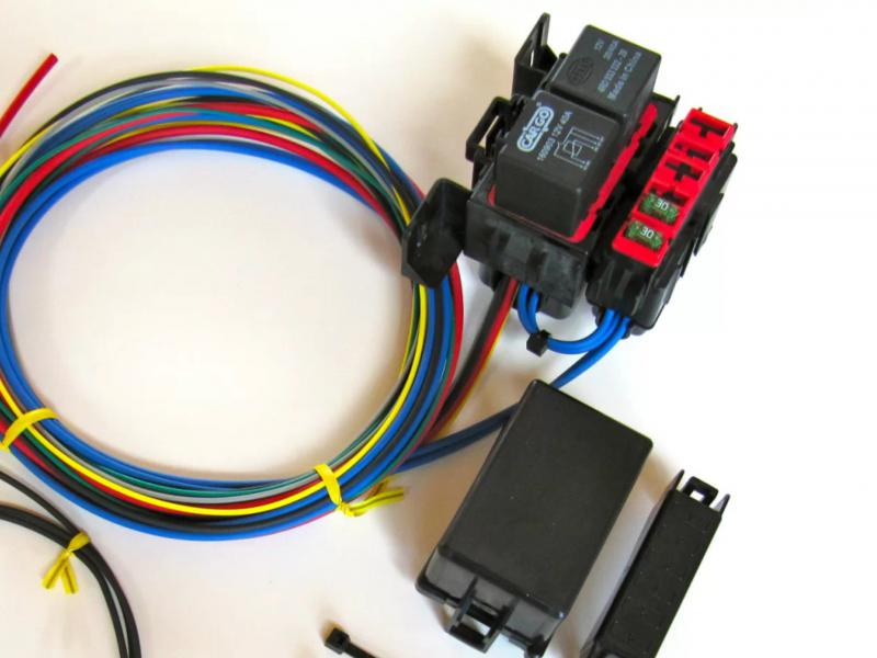 fuse relay box pirate4x4 com 4x4 and off road forum porsche 914 fuse relay box fuse relay box #23