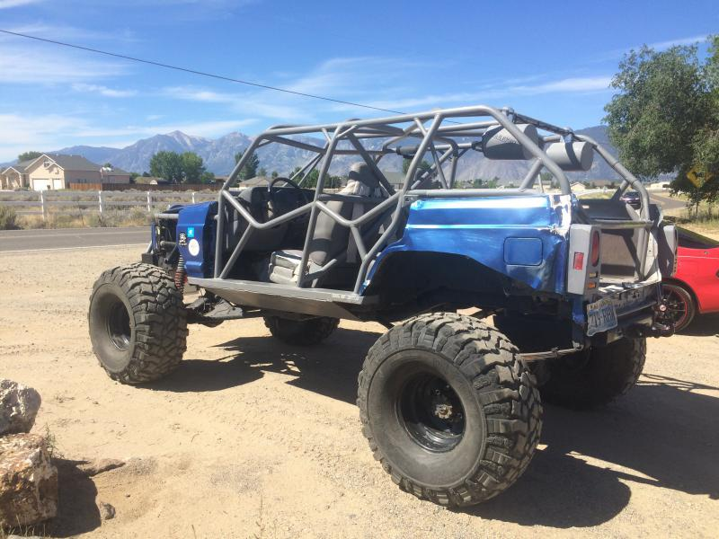 1998 Cherokee Xj Buggy Pirate4x4 Com 4x4 And Off Road Forum