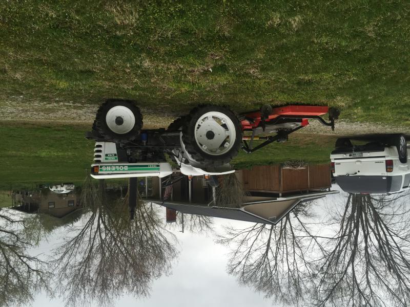Yanmar tractor manual 1700 on