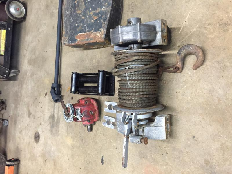 Chevrolet Pto Shaft : Koenig pto winch pirate and off road forum