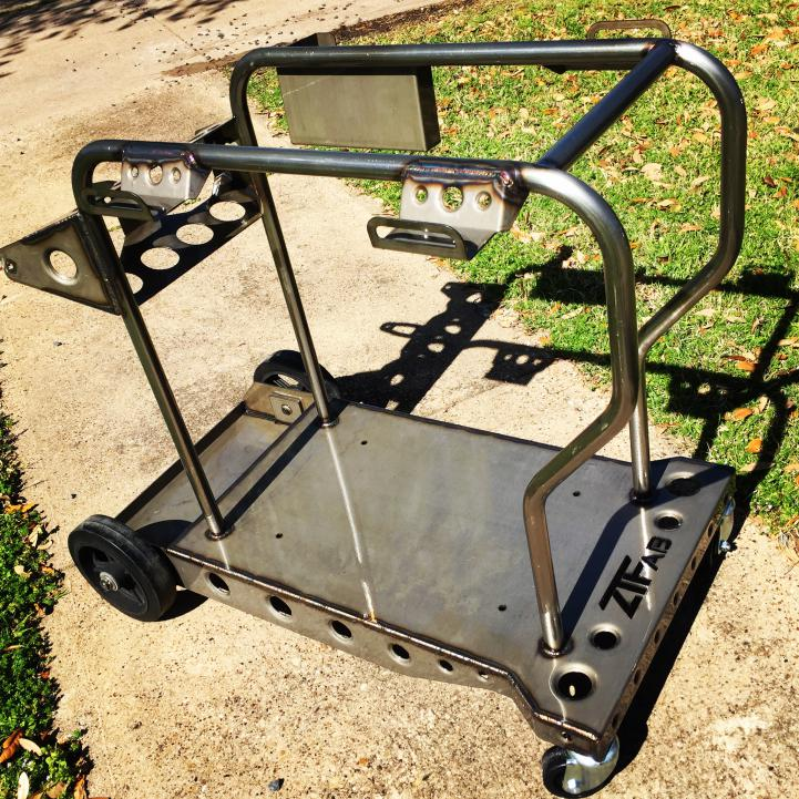 Ztfab diy welder cart kit pirate4x4 4x4 and off road forum attached images solutioingenieria Gallery