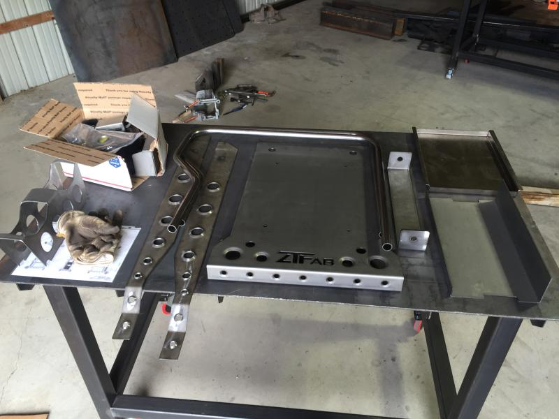 Ztfab diy welder cart kit pirate4x4 4x4 and off road forum attached images solutioingenieria Images