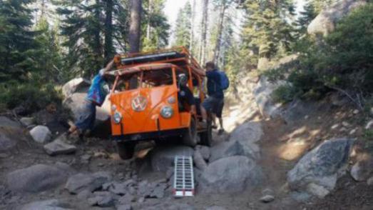 Elk Grove Vw >> VW Bus vs. The Rubicon Trail - Page 3 - Pirate4x4.Com ...
