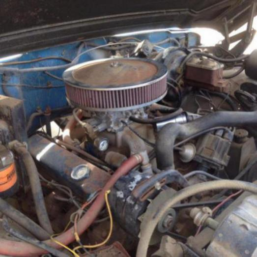 Cadillac 500 For Sale: Caddy 500 C.i.d./BOP TH400/NP205