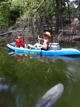 Canoe vs Inflatable raft vs small boat - Pirate4x4 Com : 4x4