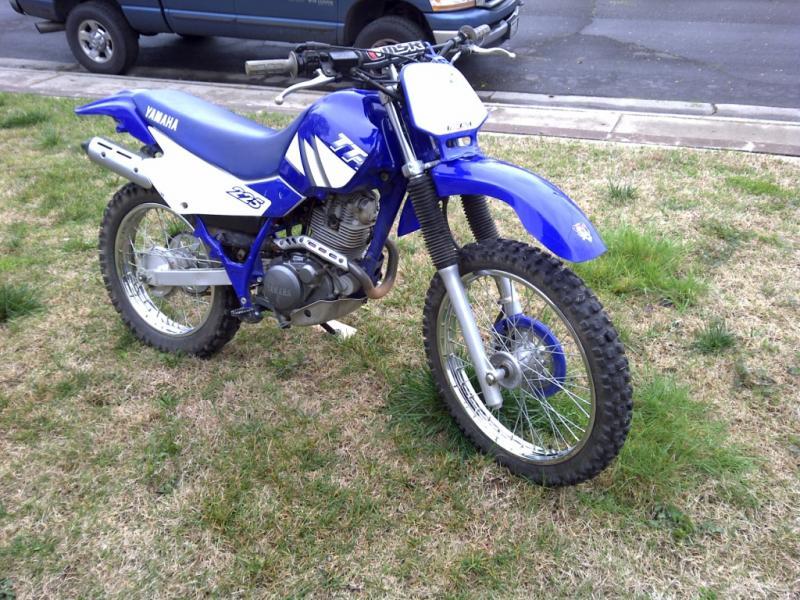 2000 Yamaha Ttr 225