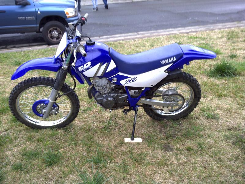 2000 yamaha ttr 225 pirate4x4 com 4x4 and off road forum for 225 yamaha 4 stroke