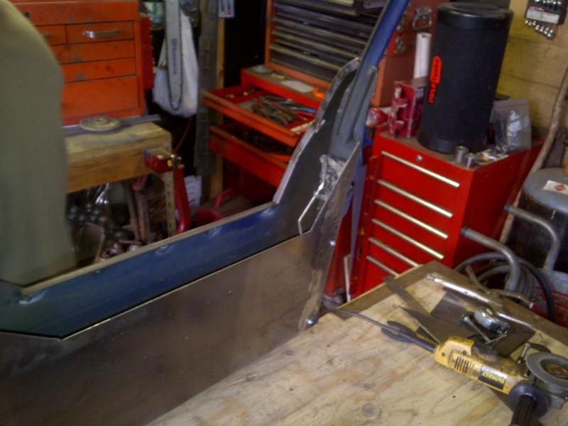 Another Half Door Build Pirate4x4 Com 4x4 And Off Road