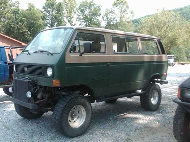 TheSamba com :: Vanagon - View topic - Jeep Chassis/drive