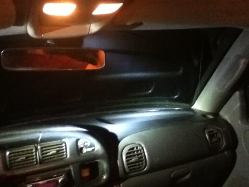 D Nd Gen Interior Pos What Did You Guys Do Img on 1998 Dodge Ram Mins