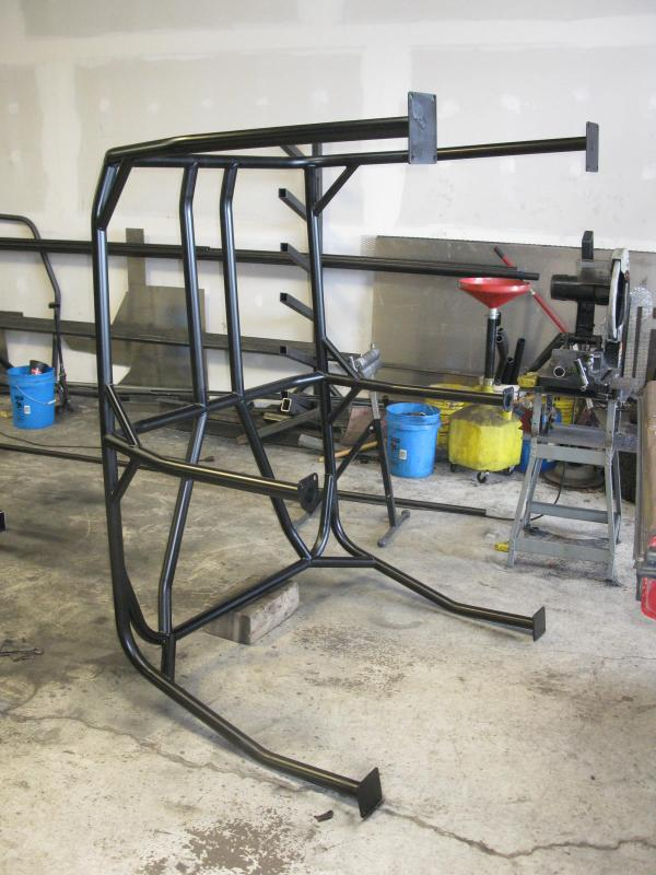 1st gen 4runner roll cage build page 2 pirate4x4 com 4x4 and off road forum for Interior roll cage for toyota pickup