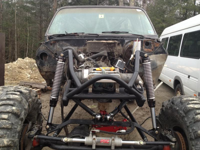 4 link front - Pirate4x4 Com : 4x4 and Off-Road Forum