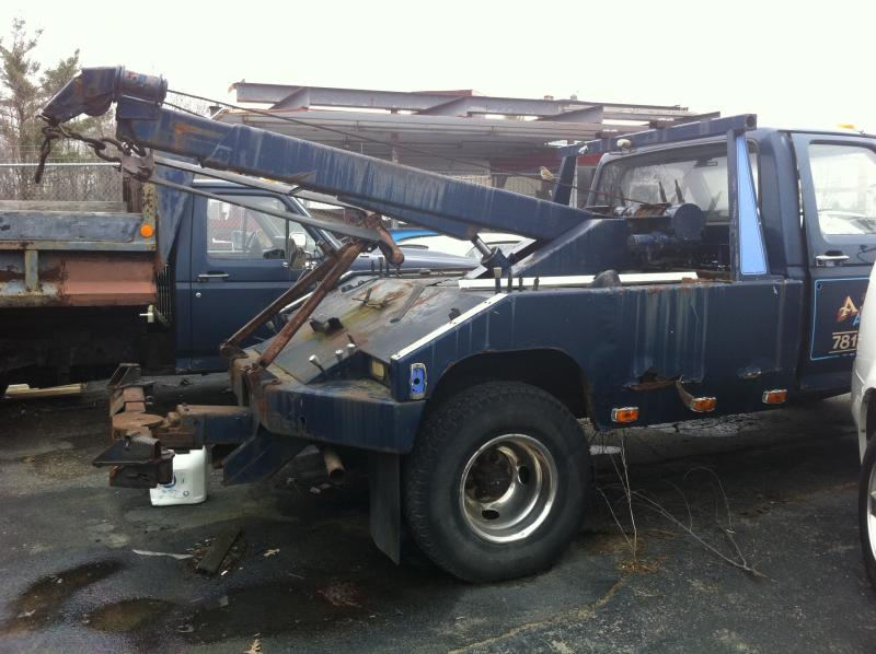Off Road Wrecker For Sale   Autos Post
