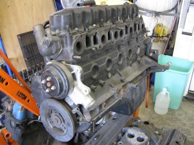 1990 Jeep 4.0 Engine 160,000 Miles $125.00-OBO - Pirate4x4.Com : 4x4