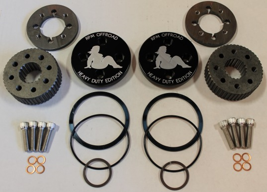 Rpm Offroad Dana 44 Drive Flange Kits Now Available 19 Or 30 Spline Pirate 4x4