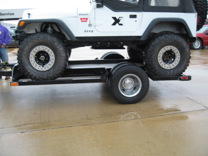 Single axle dual wheels - Pirate4x4 Com : 4x4 and Off-Road Forum