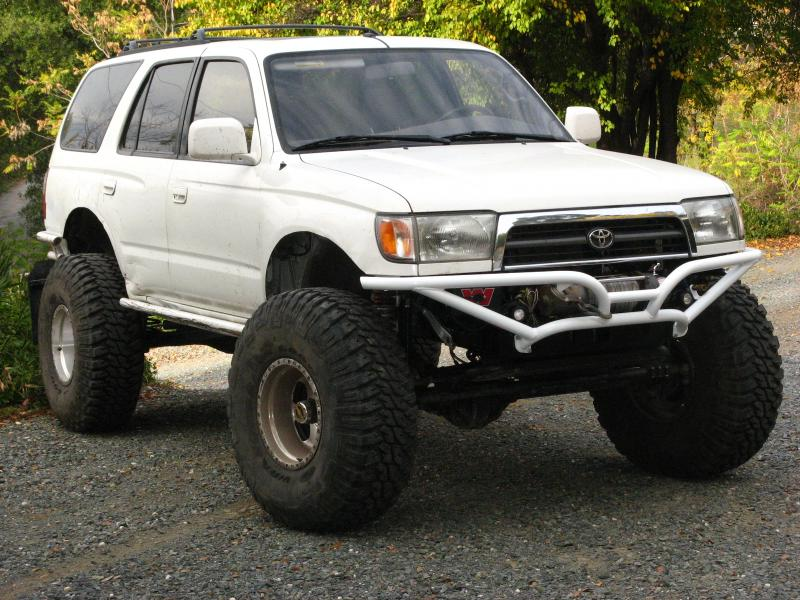 Can Everyone With A Tube Front Bumper Post A Pic Toyota 4runner Forum Largest 4runner Forum
