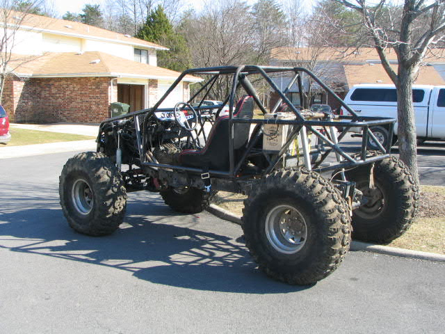 Tube chassis using stock frame - Pirate4x4 Com : 4x4 and Off