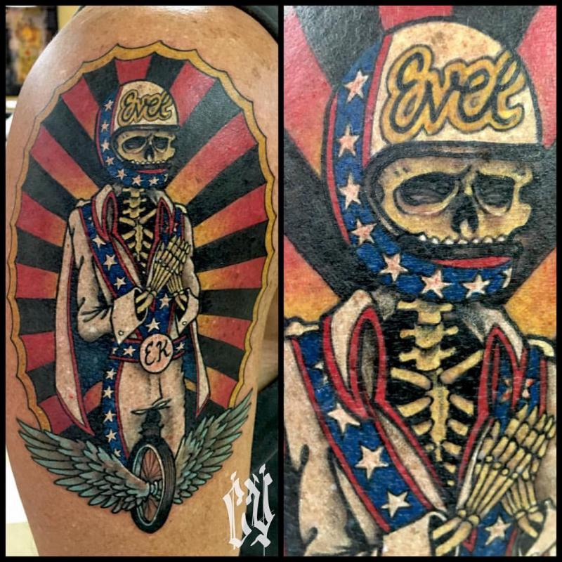 Gearhead Tattoos Page 6 Pirate4x4com 4x4 And Off Road Forum