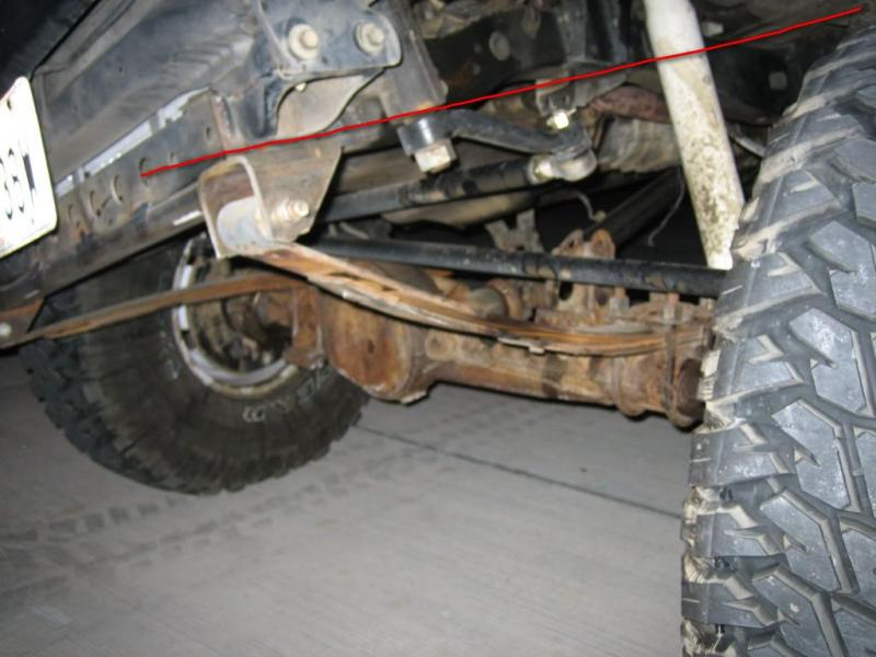 Standard crossover steering arms? - Pirate4x4 Com : 4x4 and