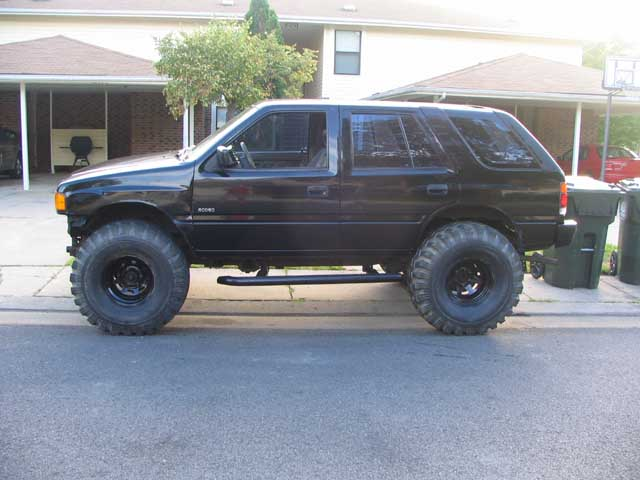 Rodeo on 40's - Pirate4x4 Com : 4x4 and Off-Road Forum