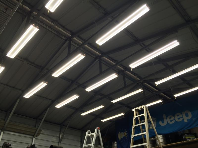 brand new 42548 ed41f Costco LED shop lights - Page 14 - Pirate4x4.Com : 4x4 and ...