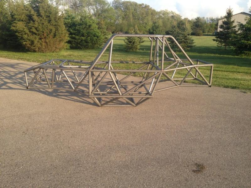 ibex diy chassis kits by goat built pirate4x4com 4x4 and off road forum - Dune Buggy Frames For Sale