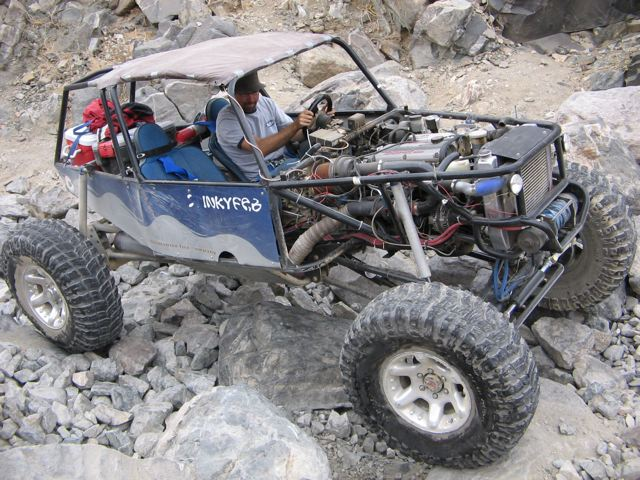 Light Weight Turbo Buggy with Custom Trailer - Pirate4x4 Com