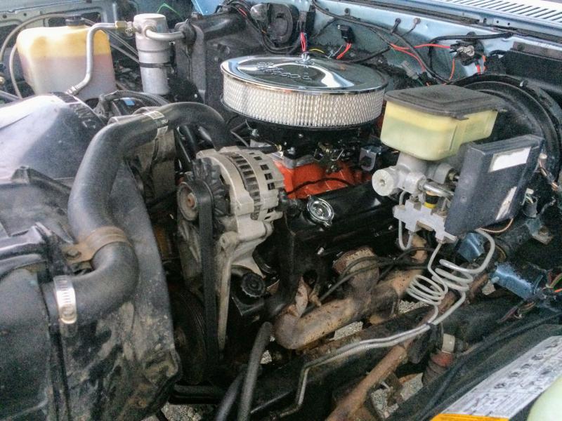 k5 Blazer (Holley,EFI) Renton WA 6 5K OBO - Pirate4x4 Com : 4x4 and
