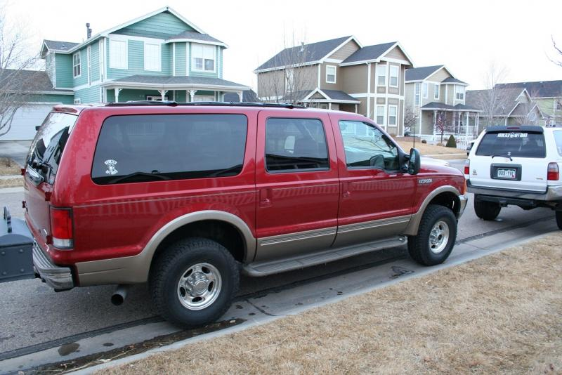 2001 Ford Excursion 7 3l 4x4 Diesel