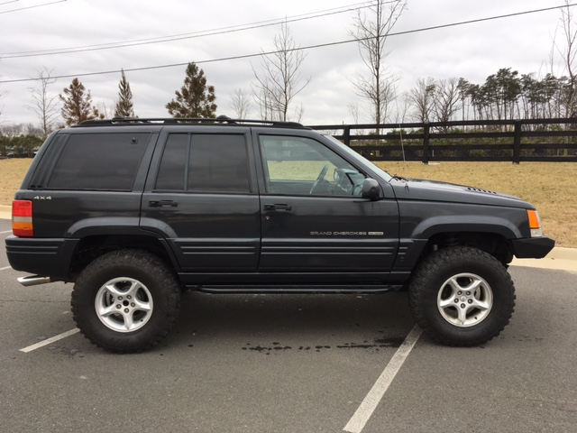 1998 Jeep Grand Cherokee 5.9 Limited - Pirate4x4.Com : 4x4 and Off