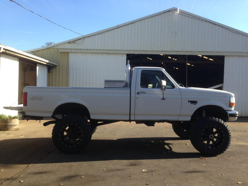 Lifted 1996 F350 >> Lift advice for 1997 F250 - Pirate4x4.Com : 4x4 and Off-Road Forum