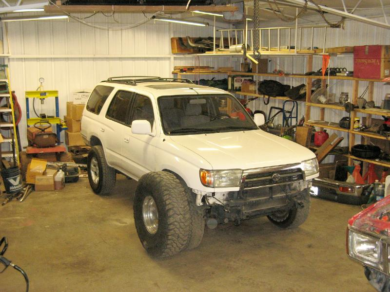 My new trail/street rig build- '97 4runner - Pirate4x4 Com