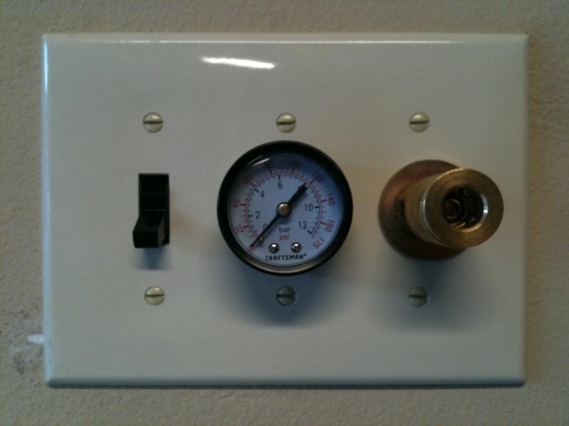 Move Air Compressor Motor To Attic Pirate4x4 Com 4x4