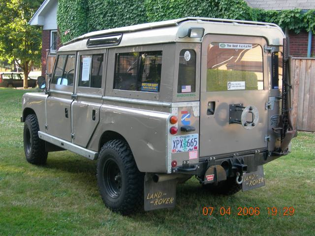 The rover garage sale page 2 pirate4x4 com 4x4 and for Garage land rover brest