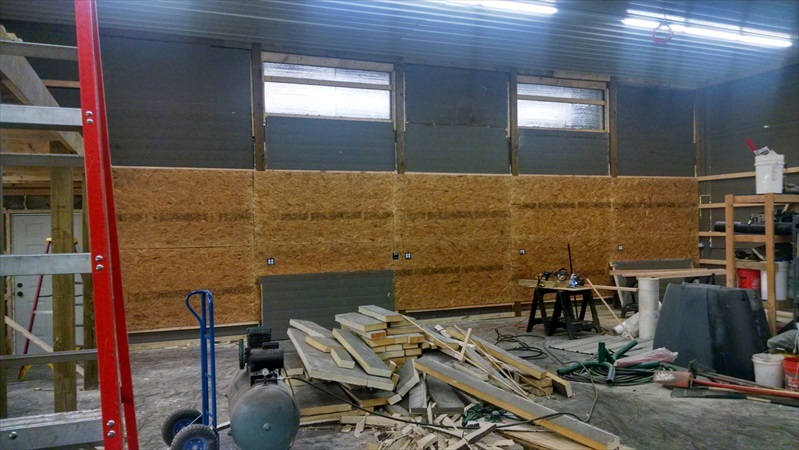 40 X48 Pole Barn Build Page 2 Pirate4x4 Com 4x4 And