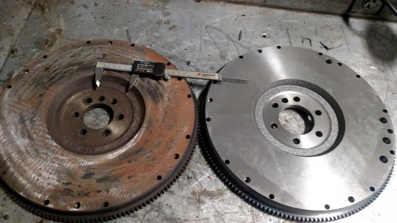 Sbc Flywheel Diffrences Pirate4x4com 4x4 And Off Road Forum