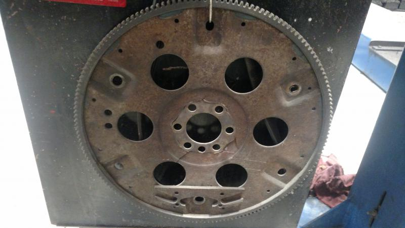 SBC flywheel diffrences - Pirate4x4 Com : 4x4 and Off-Road Forum