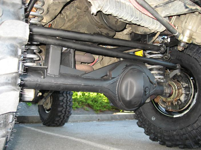 Toyota Axles in a Jeep - Page 2 - Pirate4x4 Com : 4x4 and
